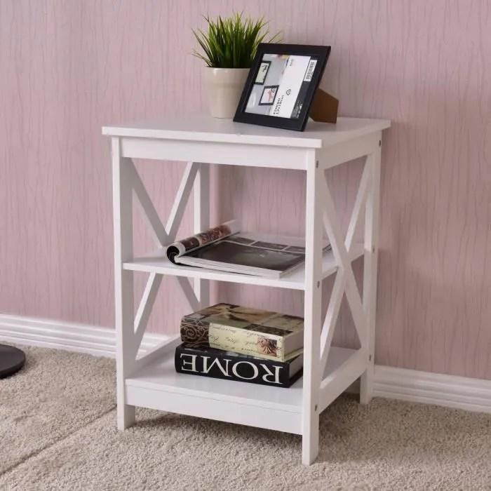 meuble de rangement bibliotheque table