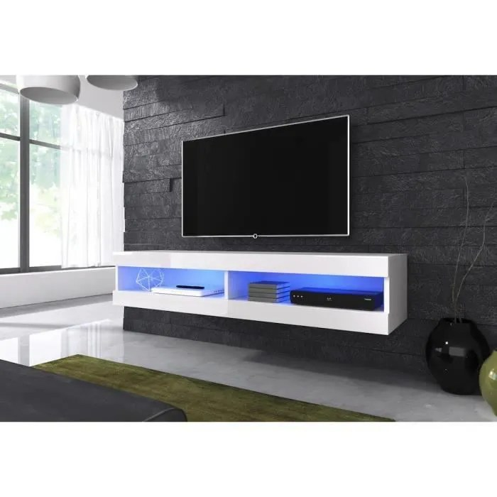 meuble tv hauteur 65 cm