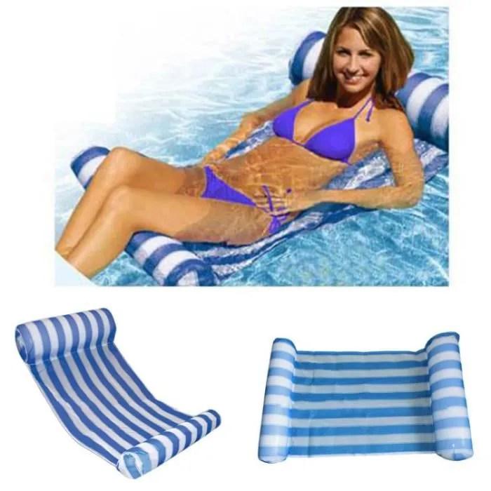hamac d eau salon piscine gonflable