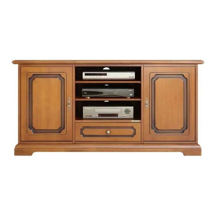 meuble tv classique 130 cm
