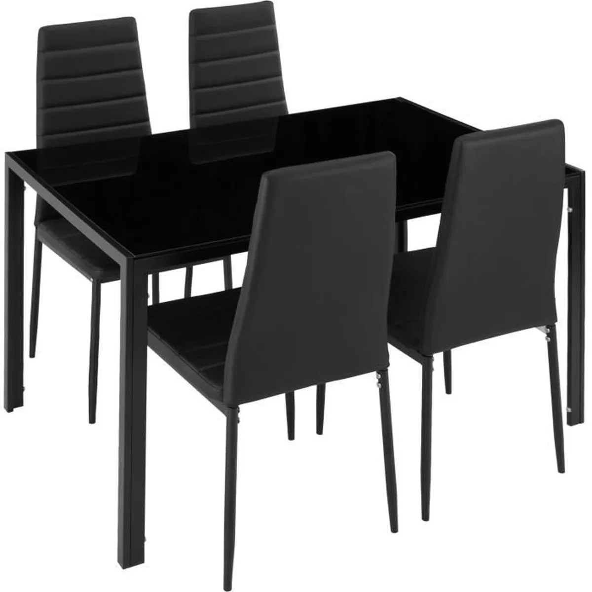 table a manger 4 chaises