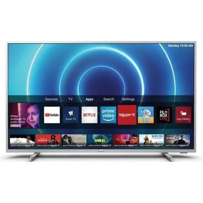 televiseur 140 cm