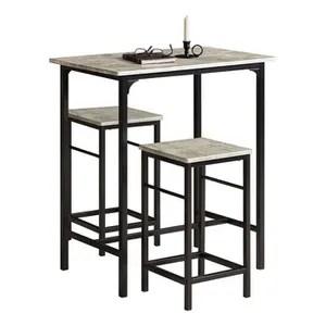 table haute de cuisine de bar
