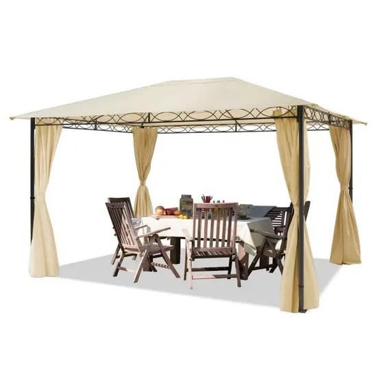 https www cdiscount com jardin parasol tonnelle voile d ombrage tonnelle intent24 classic tonnelle de jardin parad f 1631703 auc4260578438513 html
