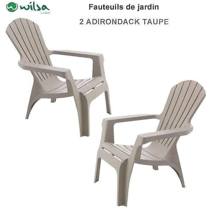 fauteuil couleur taupe