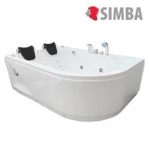 baignoire balneo whirlpool