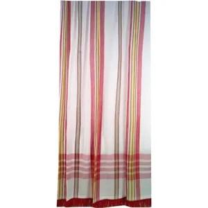 rideau fil rouge achat vente rideau