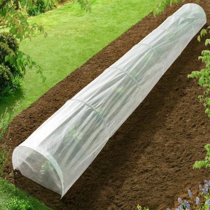 mini serre tunnel de jardin