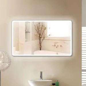 Miroir Salle De Bain Led En 120 Achat Vente Pas Cher
