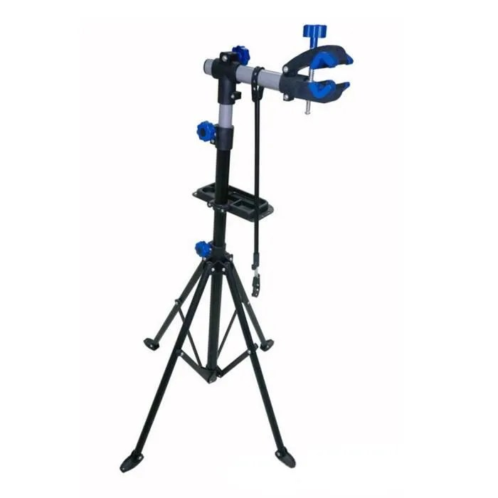 pied d atelier pour velo support stand