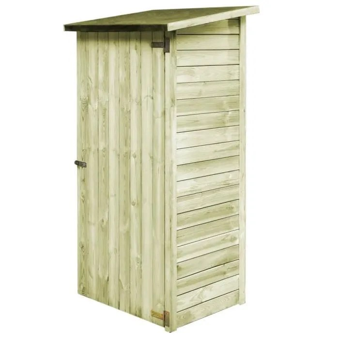 homgeek abri de jardin en bois de jardin cabane a