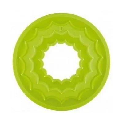induction en silicone vert 22 cm