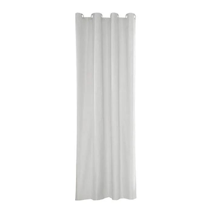 2x rideau de rideau exterieur a œillets a isolatio