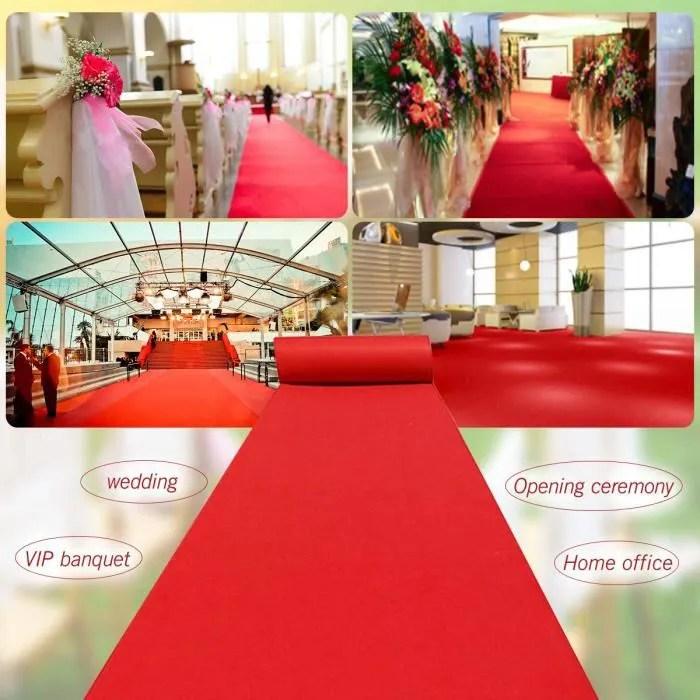 tapis rouge de fete