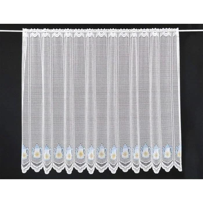paliers de 14 cm rideaux brise bise