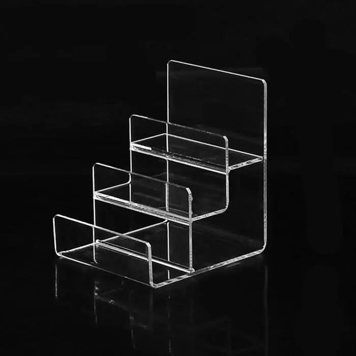 tlge plexiglass portefeuille presentoir ornements etagere verres presentoir presentoir en verre acrylique peut etre personnalise