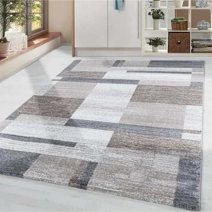 tapis gris taupe