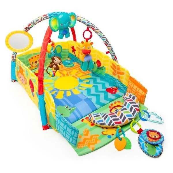 https www cdiscount com pret a porter bebe puericulture tapis d eveil sunny safari baby play place f 113172503 bri0074451521575 html
