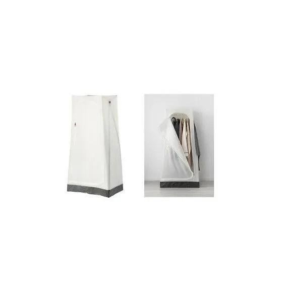 armoire penderie vuku 803 319 73 blanc rangement 7