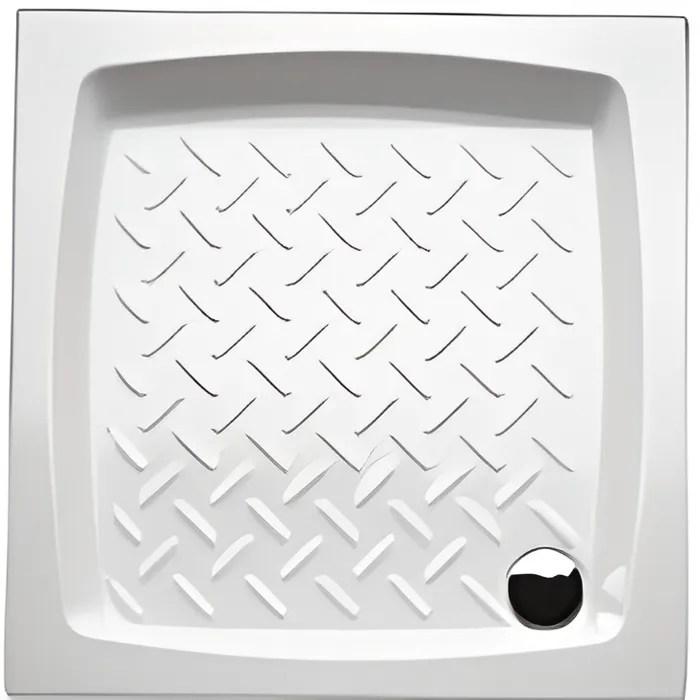 receveur de douche 70x70