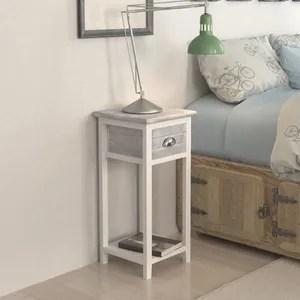 meuble telephone 1 tiroir