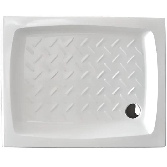 receveur douche 80x120 ceramique
