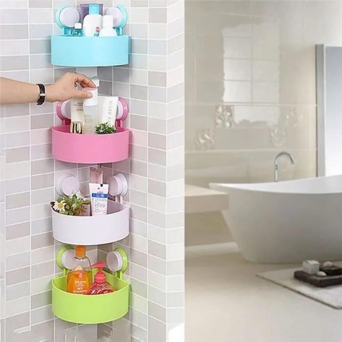 salle de bain douche cuisine rose