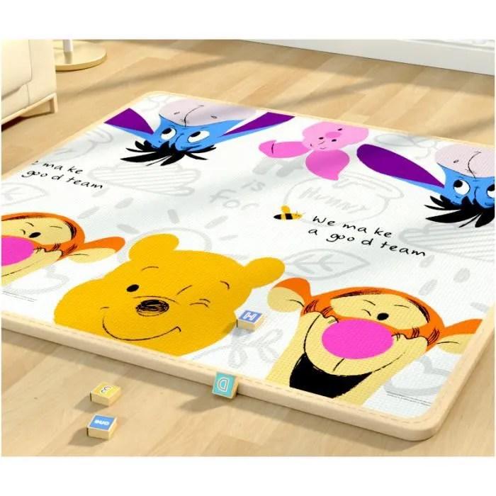 tapis enfants bebe de sol en mousse 200x180 cm ta
