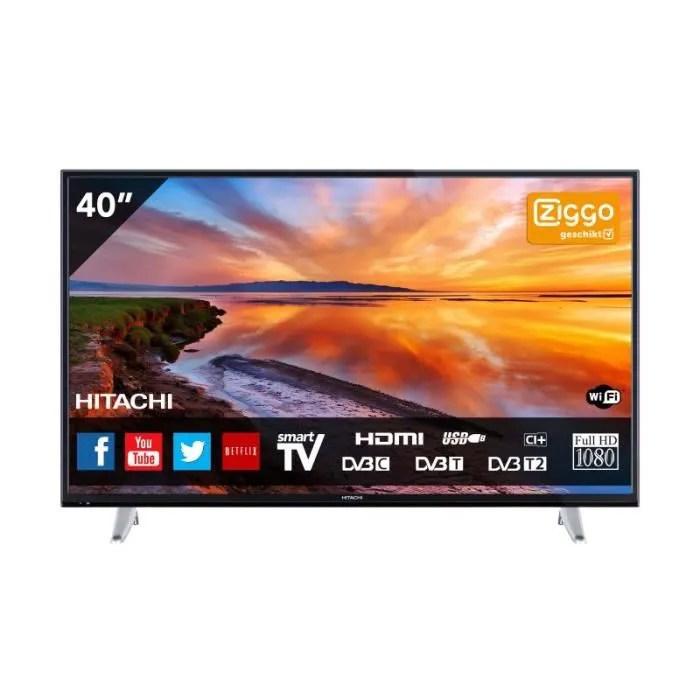 televiseur 40 pouces 102 cm smart tv
