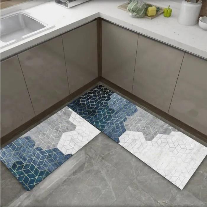 tapis de cuisine devant evier 2