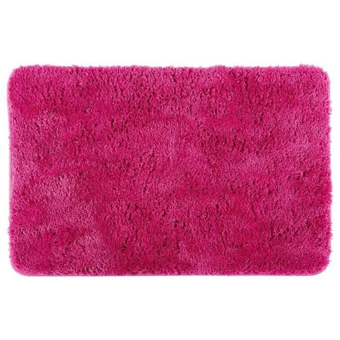 tapis microfibre salle de bain 60x90cm