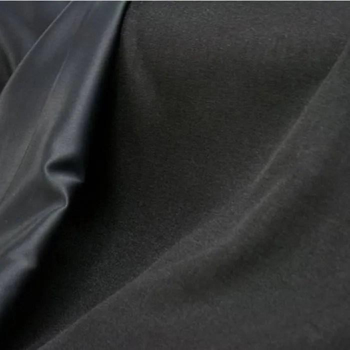 tissu occultant noir