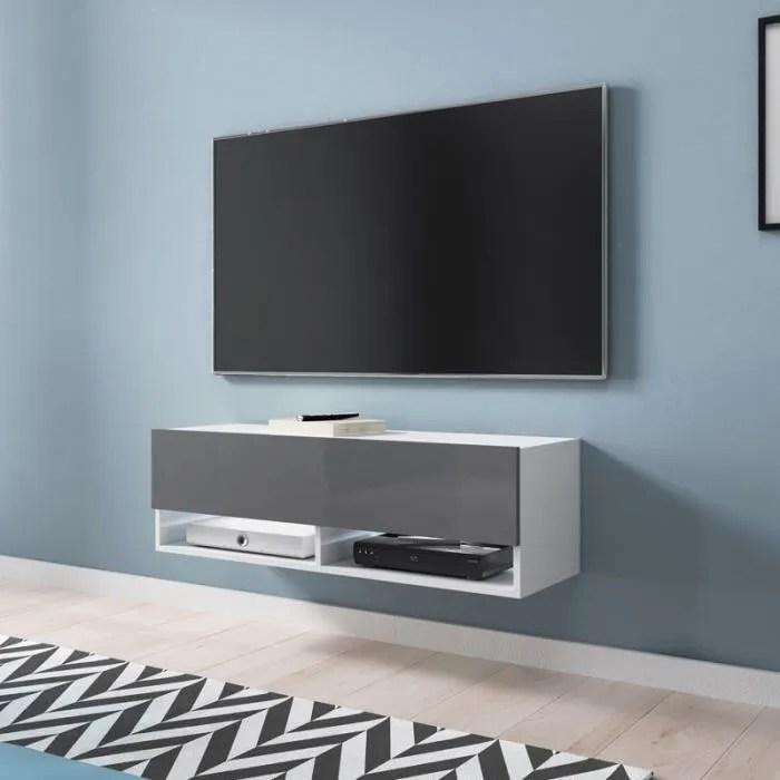 meuble tv wander meuble tv 100 cm