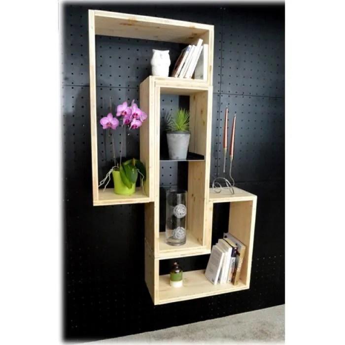 brest meuble bois massif ep 2 5 cm