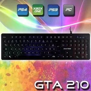 clavier ordinateur advance