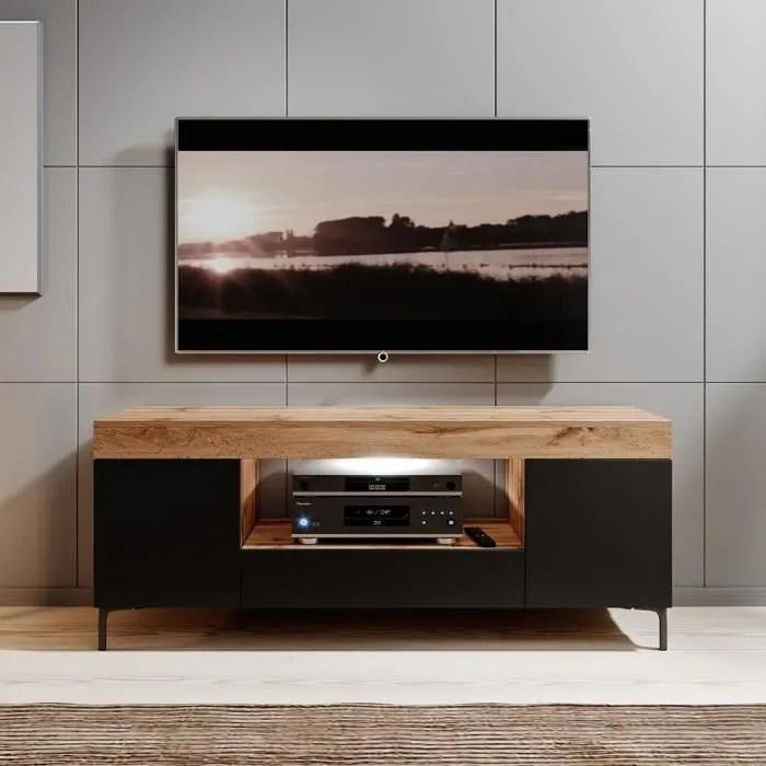 meuble tv avec led banc tv avec led