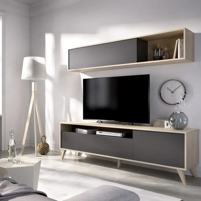 meuble tv long