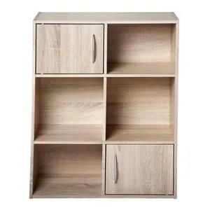 meuble de rangement cdiscount maison