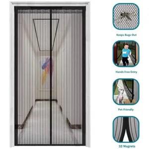 rideau anti insecte pour porte fenetre