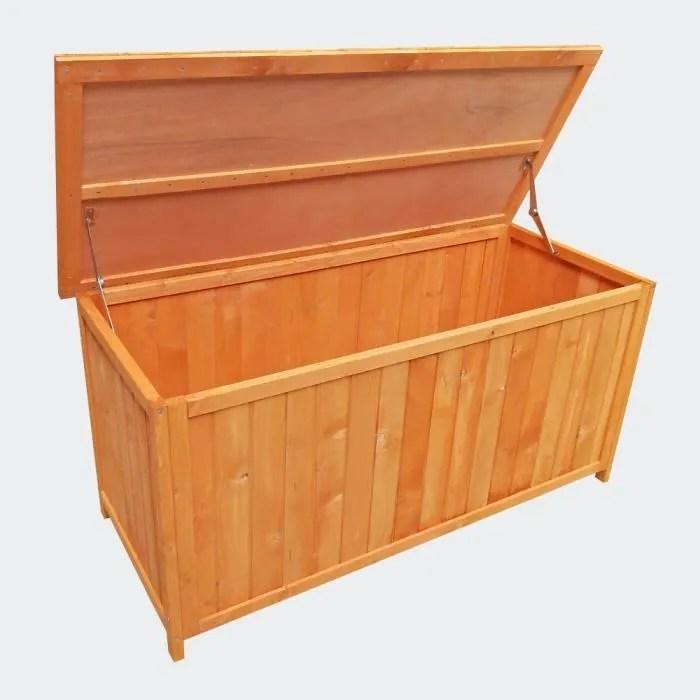 coffre rangement jardin coussins jouets enfants accessoires boite malle jardin terrasse stockage 51870