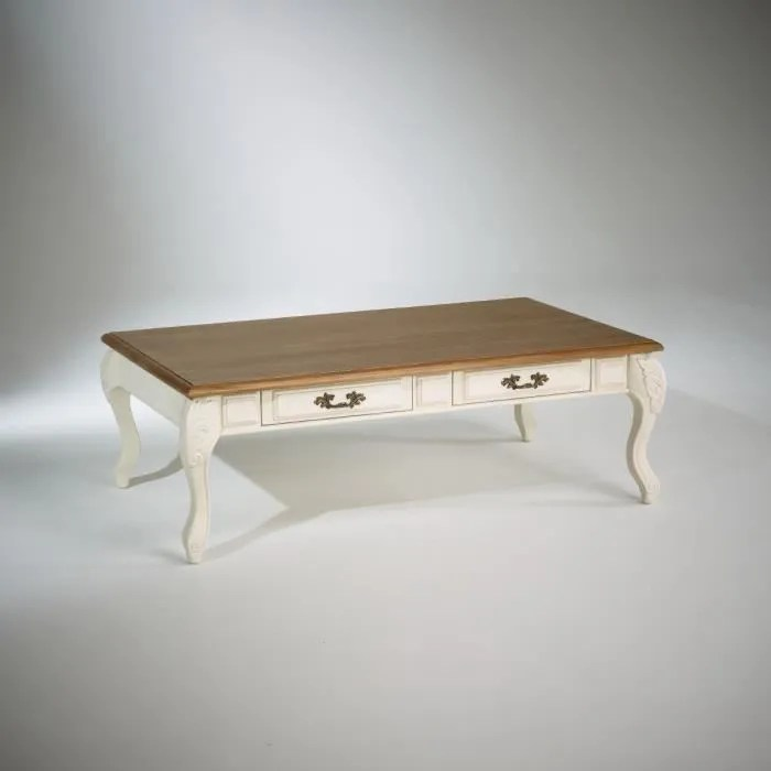 table basse marianne shabby chic
