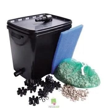 filtre bassin basique pour etangs jusqu a 7000 litres