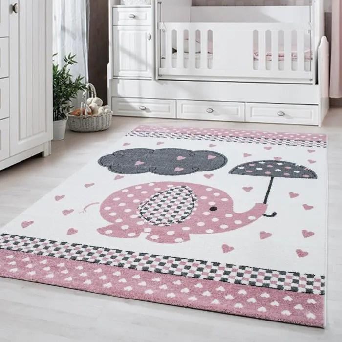 tapis enfant chambre enfant chambre bebe elephant