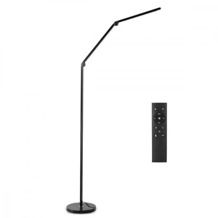 lampe salon no12 pro lampadaire led avec telecommande 20w equivaut a 200w variation tactile de luminosite et couleur tout en