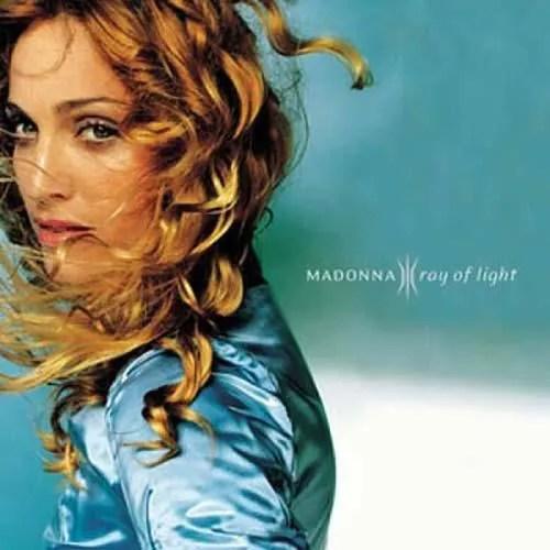 Ray of light by Madonna - Achat CD cd variété internat pas cher Album -