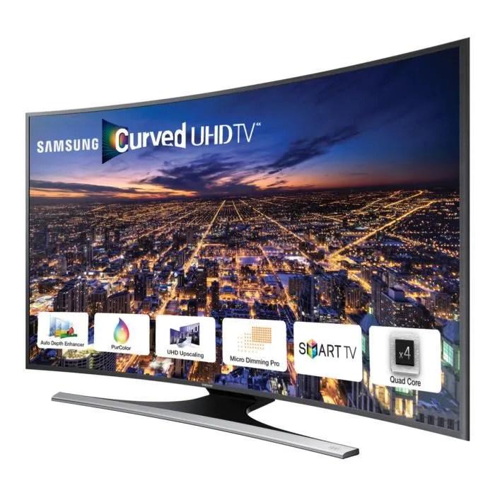 tv samsung ue65ju6500 4k uhd smart tv