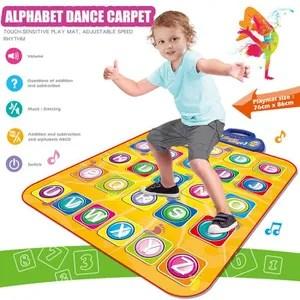 tapis de danse lumineux enfants