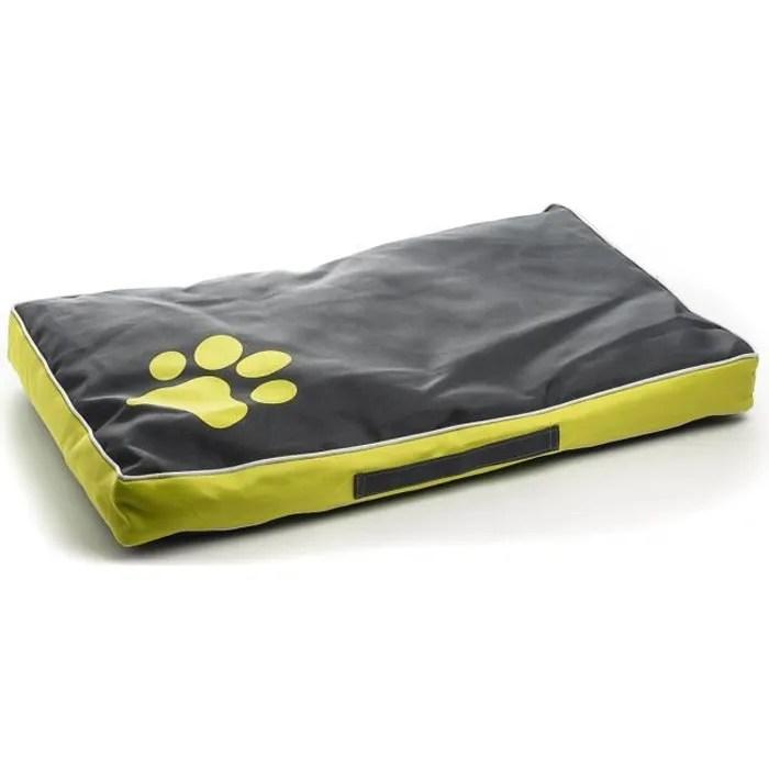 matelas dehoussable impermeable pour chien 105 cm