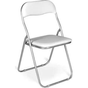 chaise pliante plexiglas transparente
