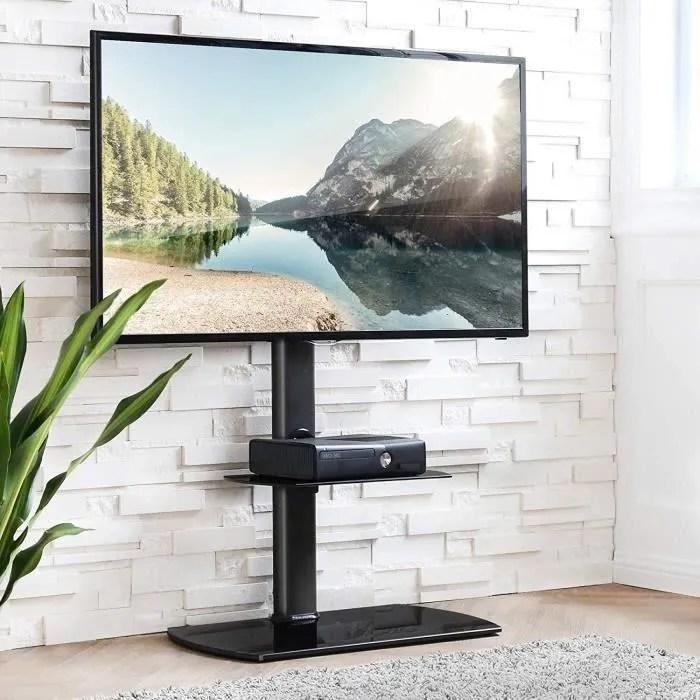 pied support pivotant pour tv ecran